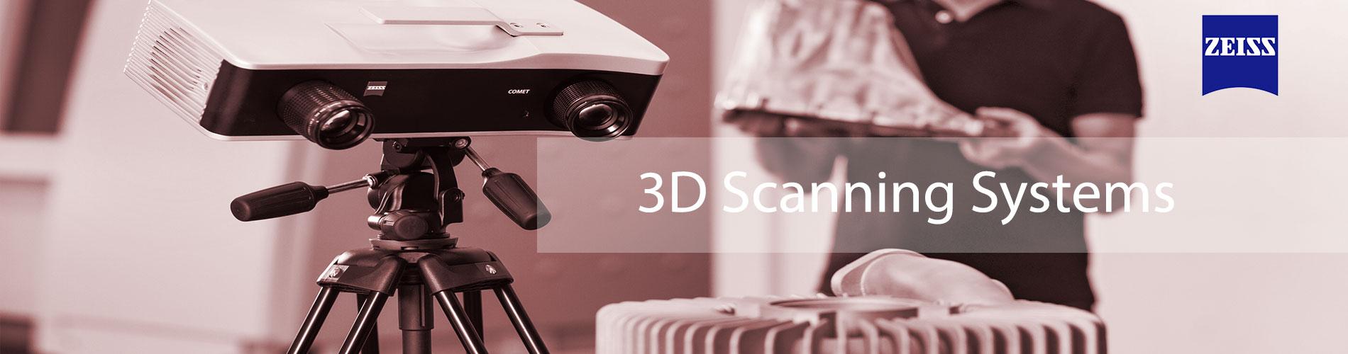 Scanning 3D